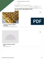 Recetas de Tarta de Platano Facil - MyTaste