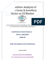 Gems & Jewellery Sector of India