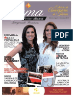 REVISTA FAMA PERÚ INTERNATIONAL