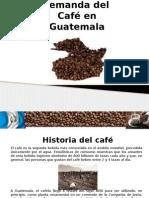 Presentaciond El Cafe