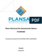 Plansab Versao Conselhos Nacionais 020520131