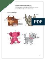 Describing Animals Materials