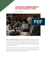 Sentencia Caso Fybeca Ecuador