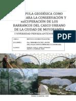 Informe Final Metodología de la Investigación 2 UPAO TRUJILLO