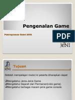 JENI6 - Bab 1 - Pengenalan Game