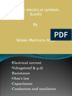 2.SIMPLE ELECTRICAL SYMBOLS AND UNITS BY NDAKO MAIMUNA ALIYU(MRS).ppt