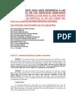 Archivo Comparativo de Reglas 2015 y 2016 Baja SAE