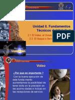 2.1 Fundamentos Técnicos Del Voleibol