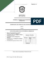 Mark scheme ICT F4 August2015