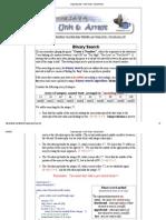 Beginning Java - Unit 6 Arrays - Binary Search