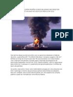 Acidentes com petrolíferas