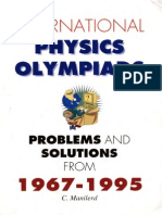 IPhO Problems (1967-1995)