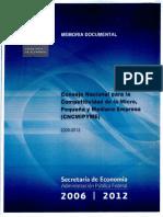 Secretaria de Economía- PYMEs