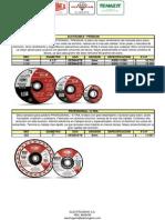 Catalogo Discos Abrasivos Austromex