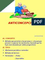 ANTICONCEPCIÓN