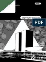 Legislação Tributária - Volumes 1 e 2