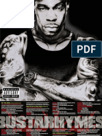 Busta Rhymes - The Big Bang Digital Booklet