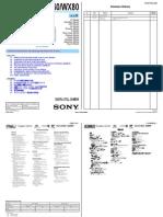 Sony Dsc-wx80 Level 2 Sm