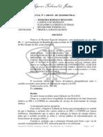 Acórdão STJ Energia - Leading Case -DJE 11 Maio