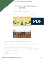 Tutorial_ Guía de Tiros Perfectos Con Wind y Sin Wind _ DBmosJugar