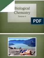 Biochem Session 4 RL