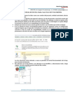 Manual de Calculo de Volumenes