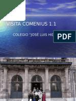 VISITA COMENIUS 1