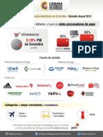 Primer Estudio de Comercio Electrónico en Colombia - Estudio Anual 2013_0