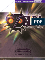 The Legend of Zelda - Majora's Mask - Official Nintendo Player's Guide