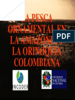 La Pesca Ornamental en La Amazonia y La