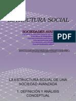 Bretones-estructura Social. Sociedades Avanzadas. Presentación Ppt