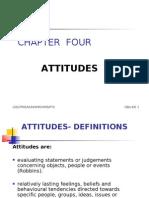 organisational behaviour Lesson 4