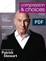 Compassion and Choices Mag Fall 2014