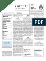 Boletin Oficial 05-03-10 - Segunda Seccion