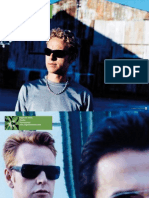 Depeche Mode - Exciter Digital Booklet