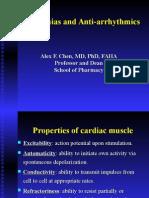 Anti-Arrhythmic Drugs