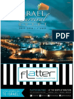 My Israel Survival Guide 2015-16