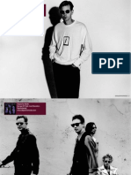 Depeche Mode - Songs of Faith and Devotion Digital Booklet