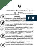 GESTIION DE SOCIEDADES DE AUDITORIA