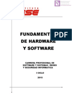 Semana 1 Fundamentos de Hardware y Software