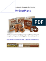 My Boat Plans