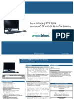 IBJSC.com - I-WEB.com.vn - eMachines EZ1601-01 All-in-One Desktop - User's Guide