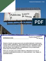 Publicidad Exterior y de Transito