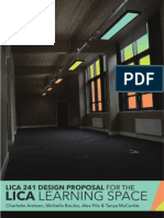 LICA Learning Space Proposal Booklet