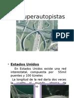 Las Superautopistas t
