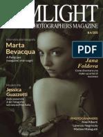 RIMLIGHT Models & Photographers Magazine  n. 4/2015