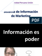 5692 Sistema de Informacion de Marketing
