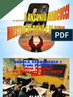 """PPT """"Antonio Francesco Marcucci, educatore di gioia"""""""