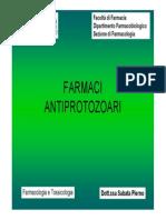 16 - antiprotozoari