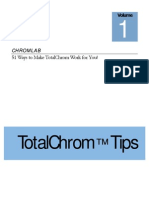 ChromLab TotalChrom Tips